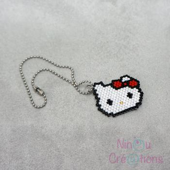 Hello Kitty bag jewel